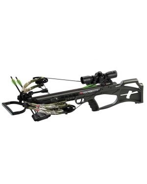 PSE Coalition Frontier Armbrust Package 190lbs/380fps