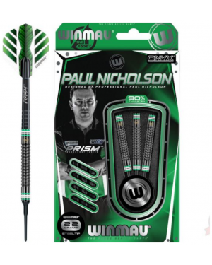 Winmau Paul Nicholson Onyx Coating 18 g
